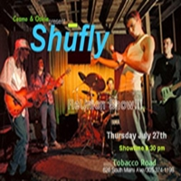 Shufly NR3 (Never-Released & Reunion Recordings) Album Cover