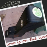 Love Is On The Line CD Cover